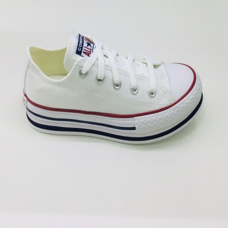 CONVERSE WHITE MIDNGHT