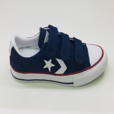 CONVERSE STAR NAVY-WHITE